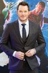 Chris Pratt GotG premiere
