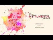 Disney Instrumental ǀ Columbia Strings Orchestra - Love Is A Song-2