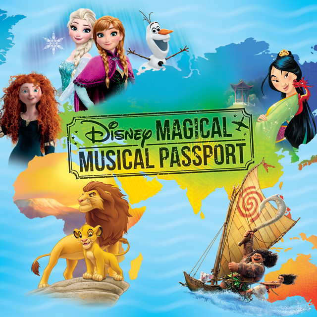 Disney Magical Musical Passport