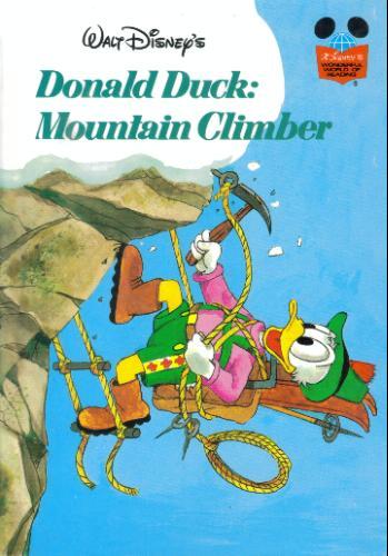 Donald Duck: Mountain Climber