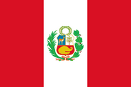 Flaga Peru