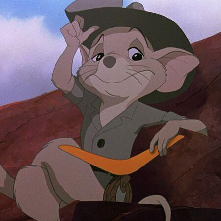 Tristan Rogers Disney Wiki Fandom