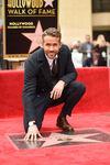 Ryan Reynolds Hollywood Walk of Fame