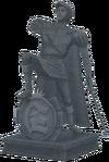 Statue du Prince Eric KHII