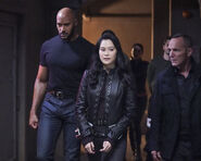 Agents of S.H.I.E.L.D. - 7x11 - Brand New Day - Photography - Mack, Kora and Coulson