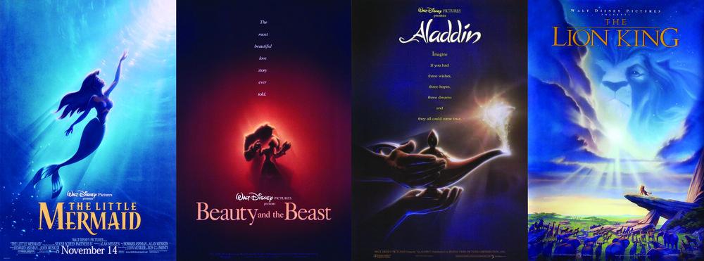 Renascimento da Disney