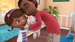 Doc, lambie and mr. mcstuffins