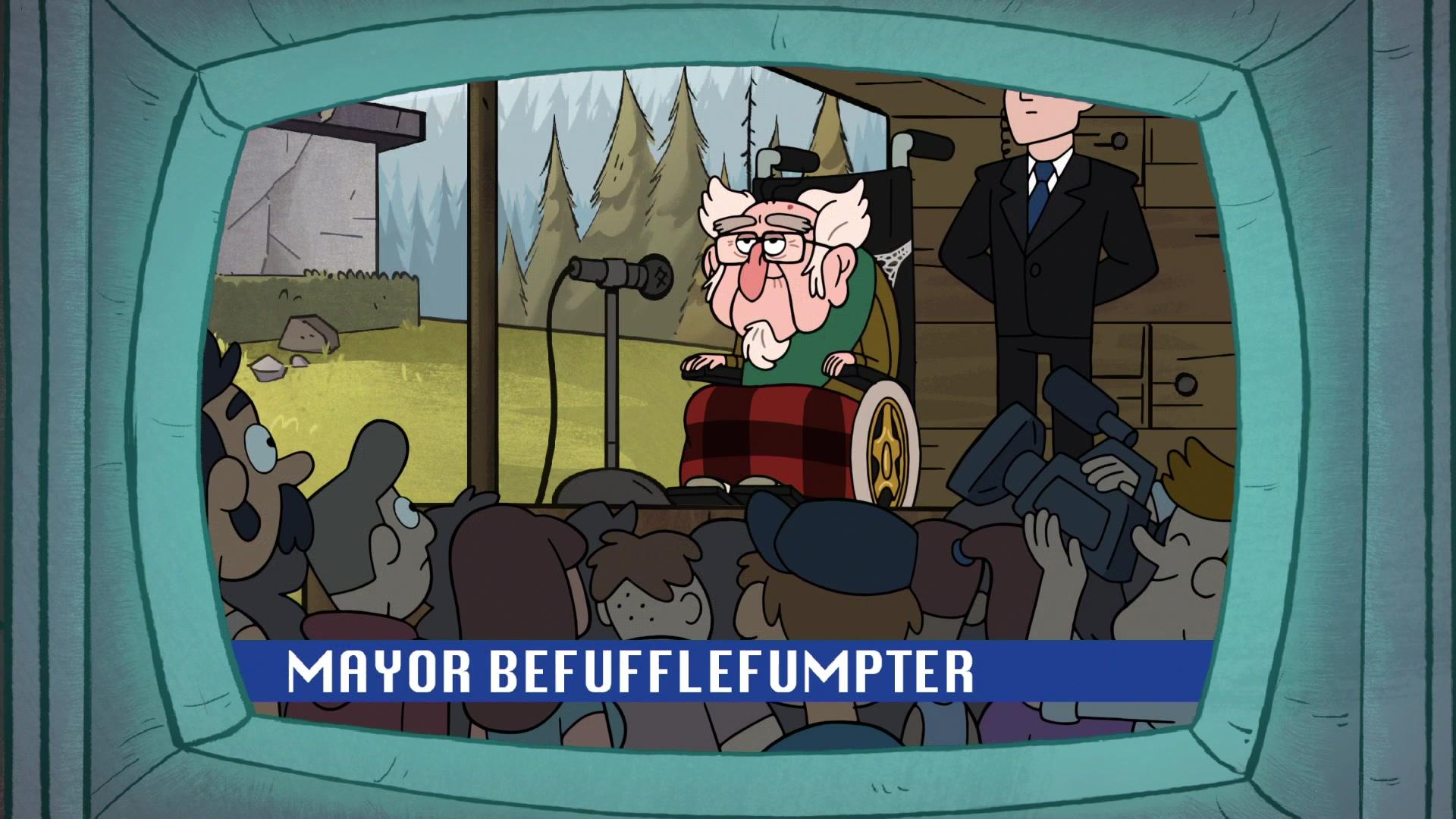 Alcalde Befufflefumpter
