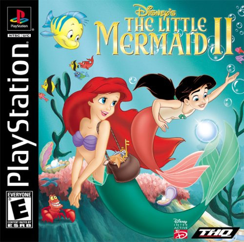 little mermaid 2 computer game