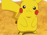 Pikachu của Ash