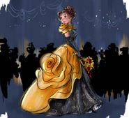 Belle Midnight Masquerade