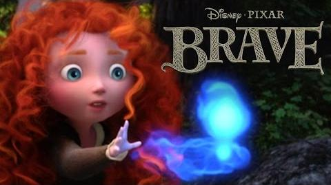 Brave Magic Disney PIxar
