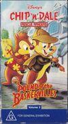 Chip n Dale Rescue Rangers Pound of the Baskervilles 1996 AUS VHS.jpeg