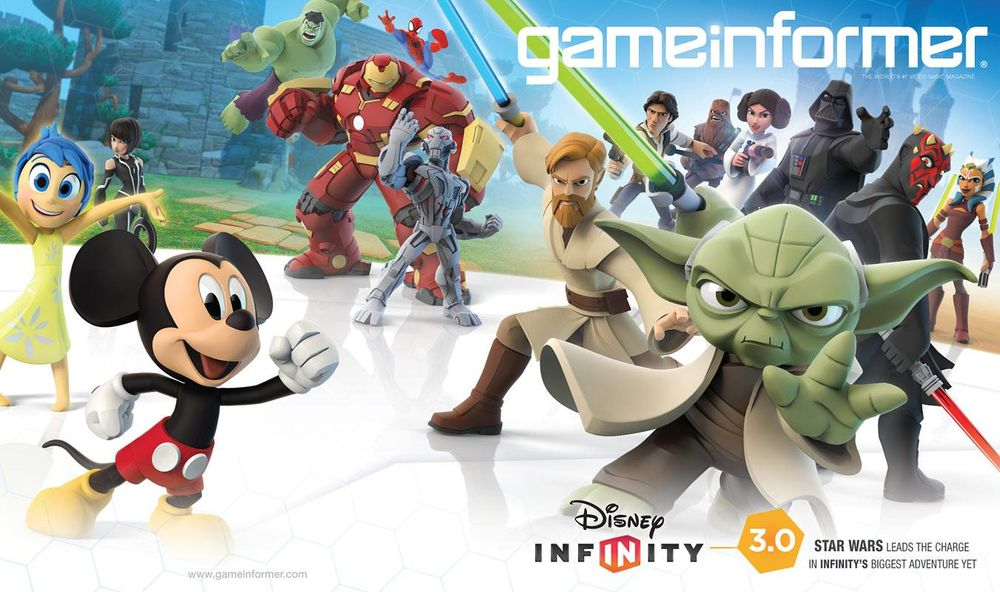Disney INFINITY: 3.0 Edition/Galeria