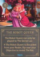 DVG The Robot Queen