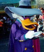Darkwing Duck Autografo A Disneyland