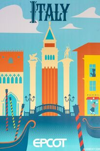 Epcot-experience-attraction-poster-italy-pavilion-1