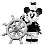 Lego Figure - Steamboat Willie Mickey