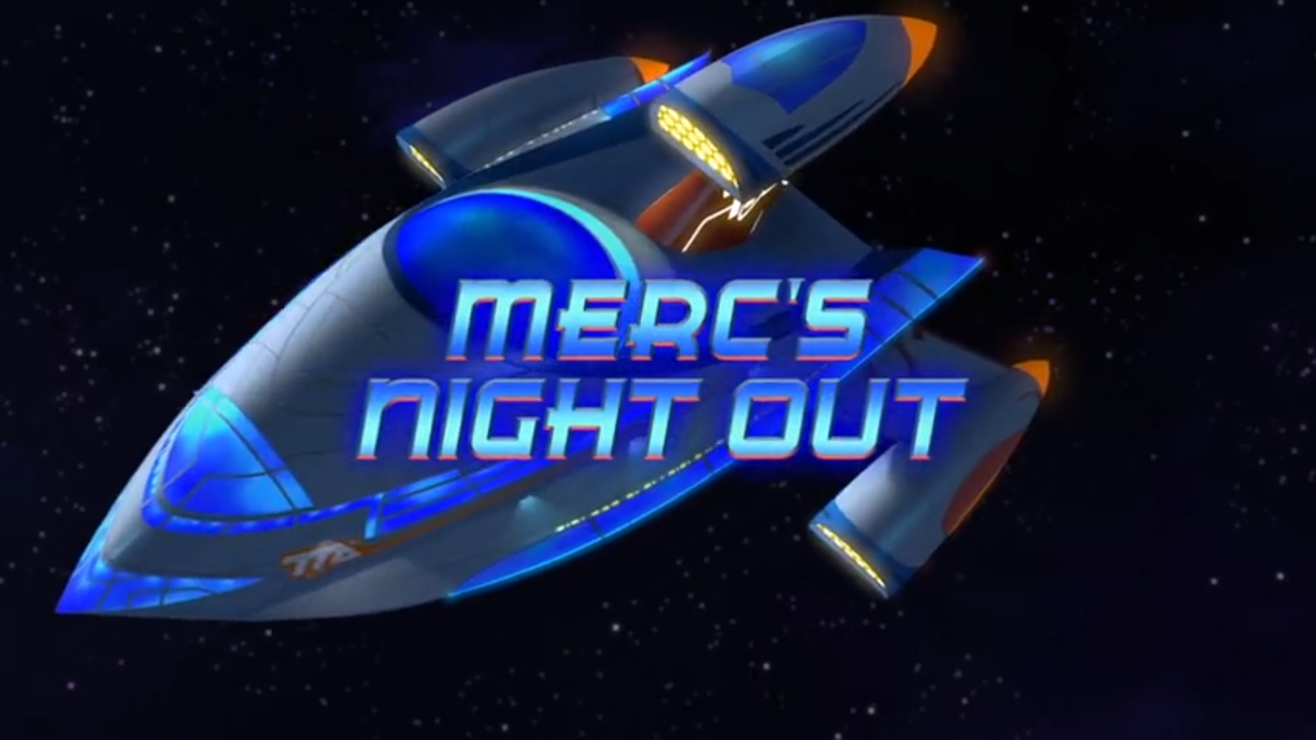 Merc's Night Out