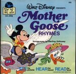 Mother Goose Record Book Cover