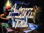 Pluto's Christmas Tree - Portuguese European Title