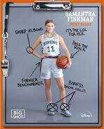 Samantha Finkman Big Shot Clipboard