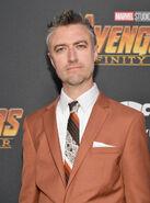 Sean Gunn Avengers IW premiere