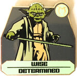 Star Wars - Zodiac Mystery Collection - Yoda Chaser ONLY