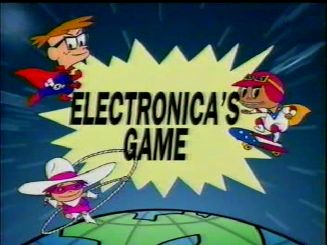 Electronica's Game!