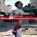 WandaVision Nice tricks promo