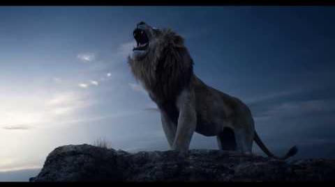 真人版《獅子王》前導預告2019年7月 王者降臨