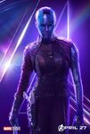 Avengers Infinity War Official Character Poster o JPosters