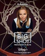 Big Shot - Treinador de Elite - Pôster de Personagem - 03