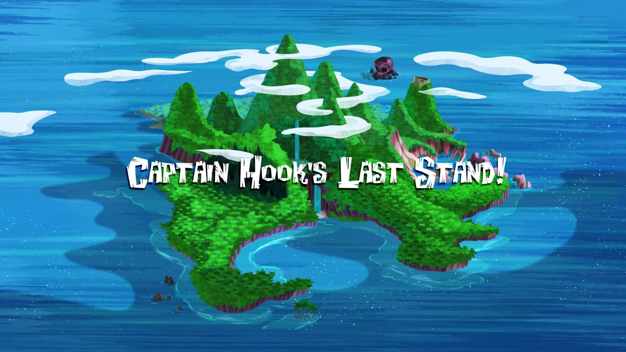 Captain Hook's Last Stand!