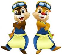 Chip-Chop DisneyMagicalWorld