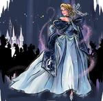 Cinderella Midnight Masquerade