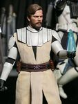 Hot-toys Obi-Wan Clone Wars