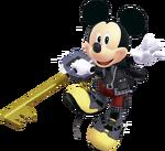 KHIII - Mickey Battle Render