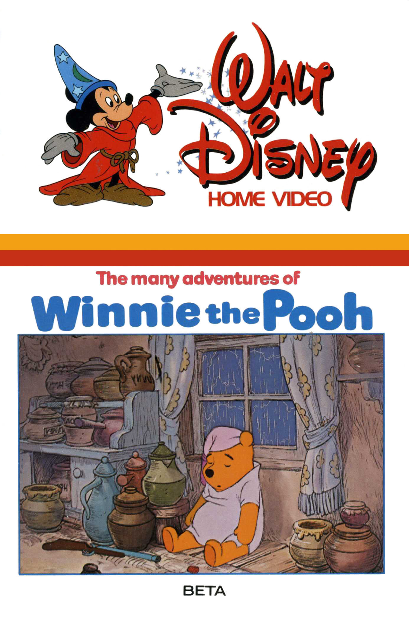 The Many Adventures of Winnie the Pooh (video)