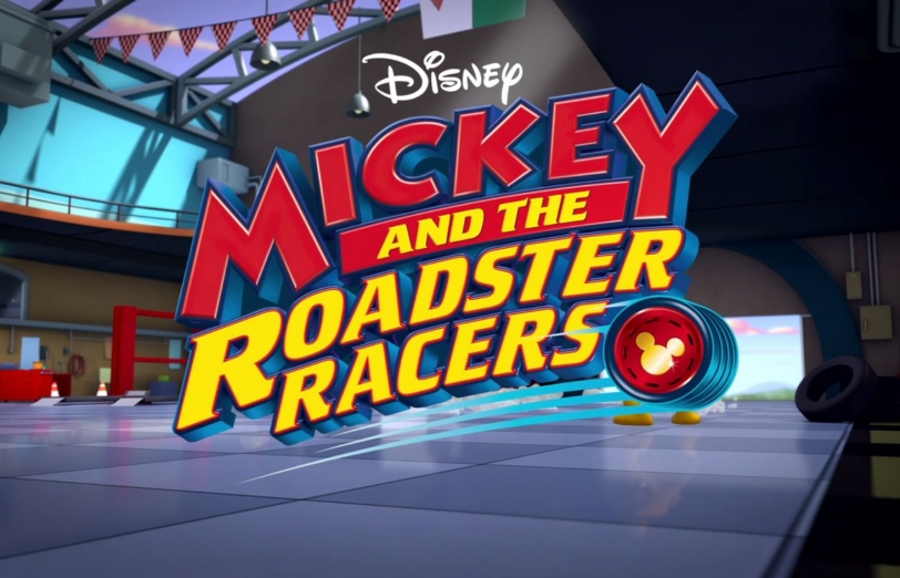 Mickey and the Roadster Racers intro