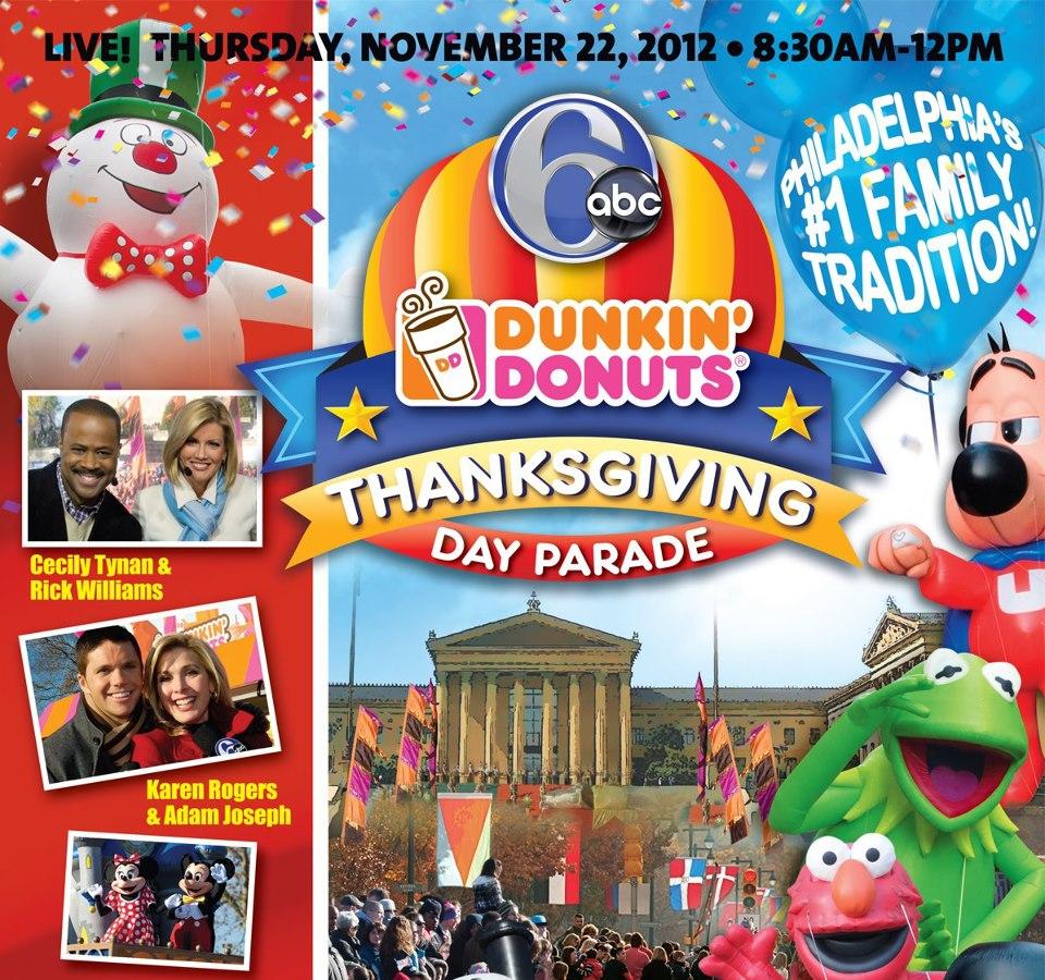 6abc Thanksgiving Day Parade
