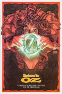 Return to Oz Mombi Preview Poster