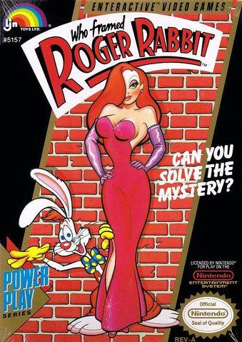 Uma Cilada para Roger Rabbit (NES)