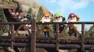 Seven Dwarf's Mine Train TV Commercial 2014 Walt Disney World Orlando