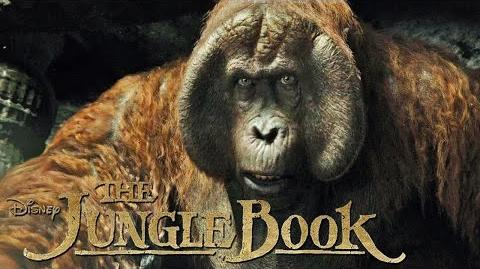 THE JUNGLE BOOK - King Louie - Ab 14