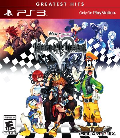 Kingdom Hearts HD I.5 ReMIX