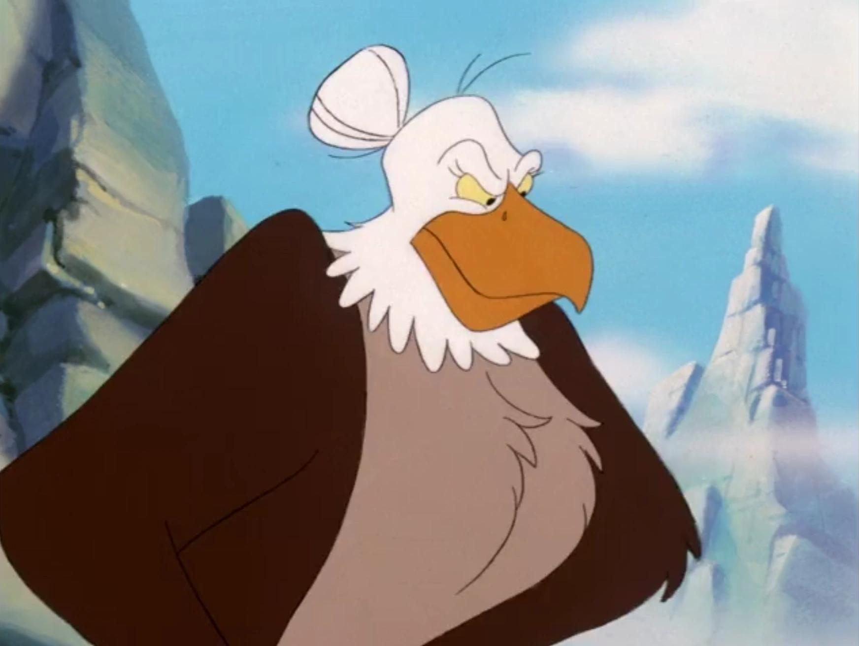 Mother Eagle