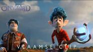 Onward Vlaamse clip Trust Bridge Disney BE