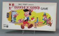 Pinocchio board game