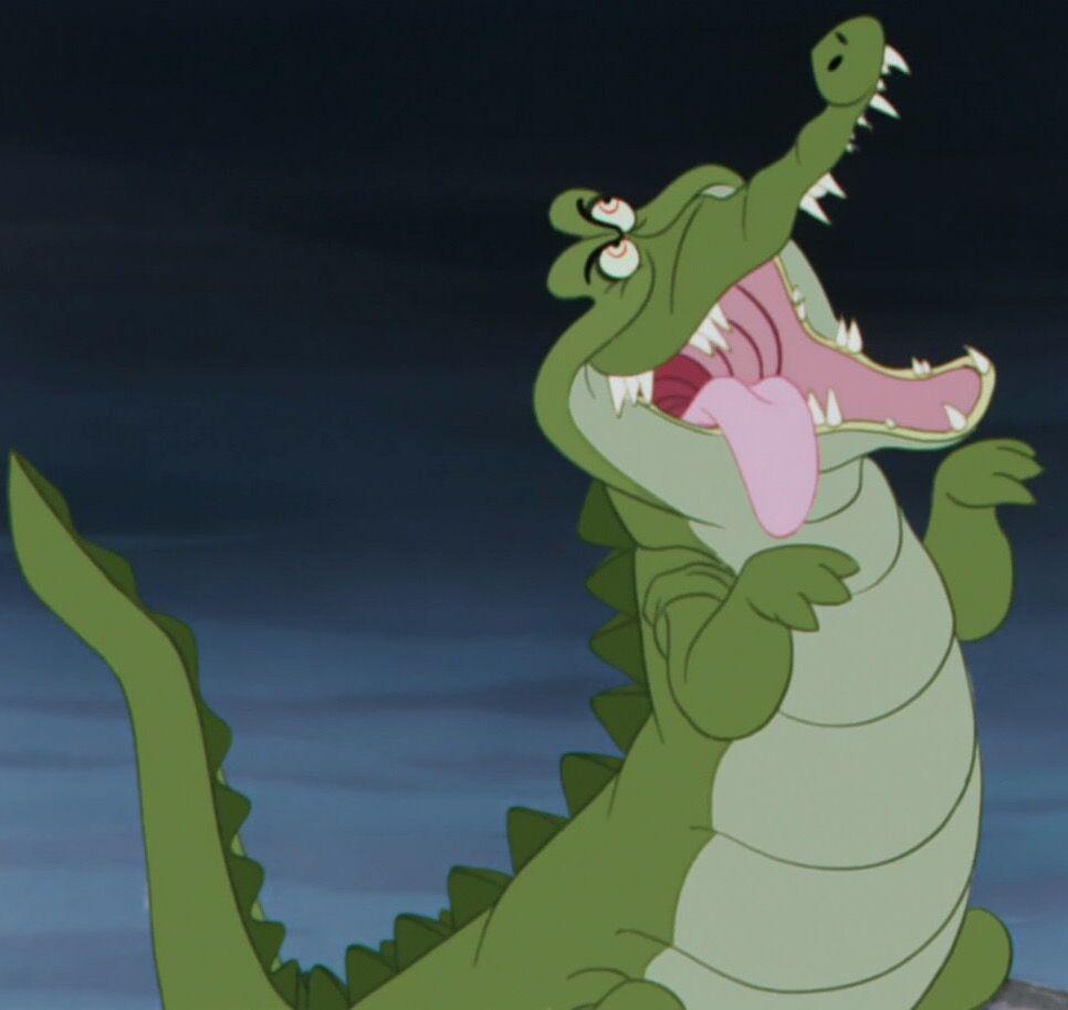 Крокодил Тик-так
